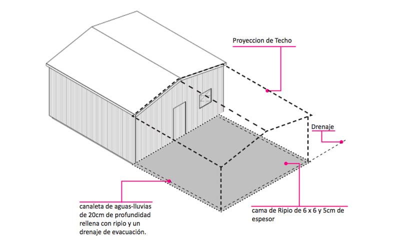 Lineamientos básicos para asentamientos de emergencia